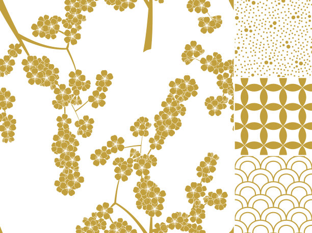 日本四方连续纹样传统