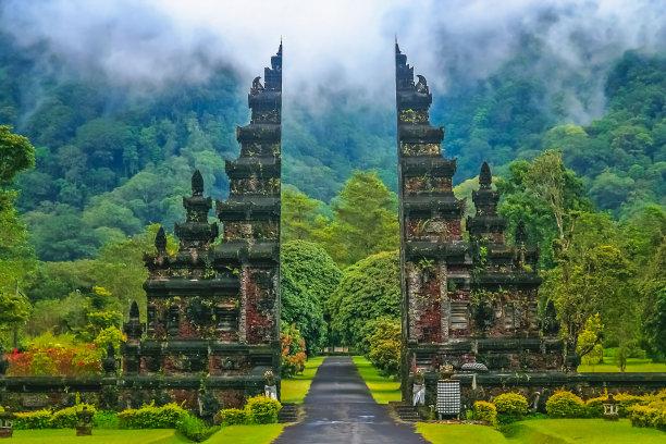 寺庙巴厘岛印度教
