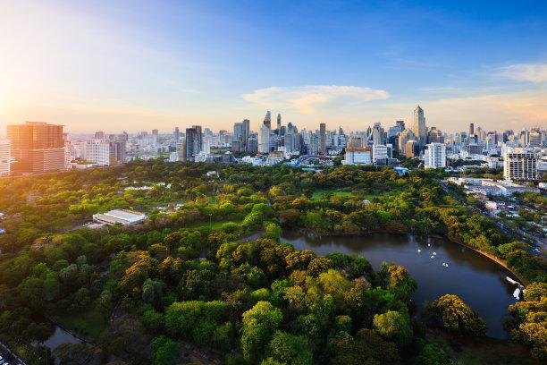 曼谷隆比尼公园