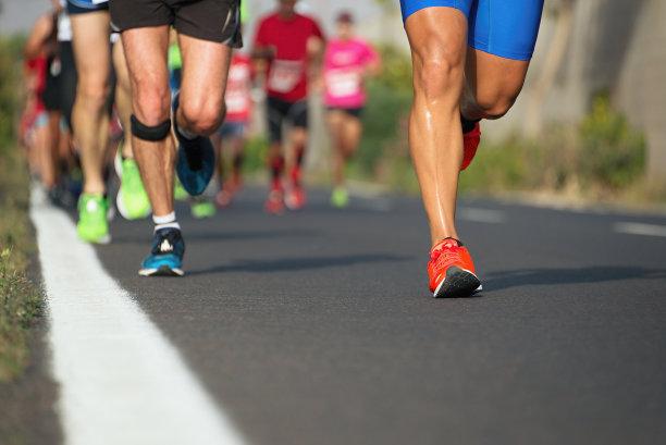 马拉松赛跑