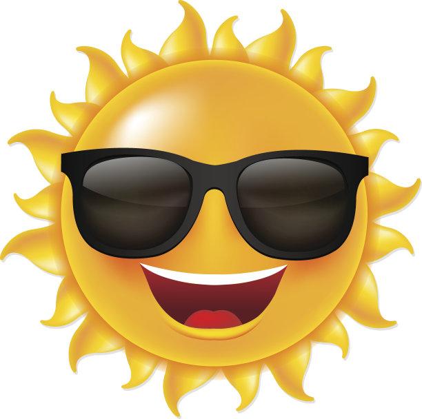 太阳镜日光太阳