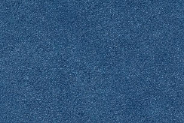 蓝色皮革背景