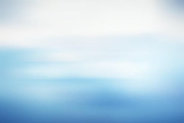淡蓝色柔和背景