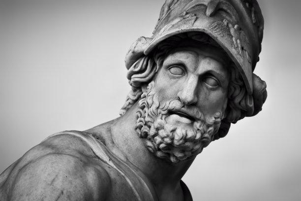 雕塑意大利佛罗伦萨