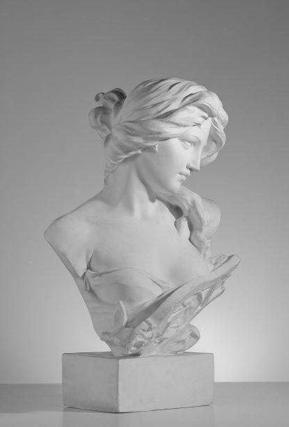 雕塑雕像灰膏
