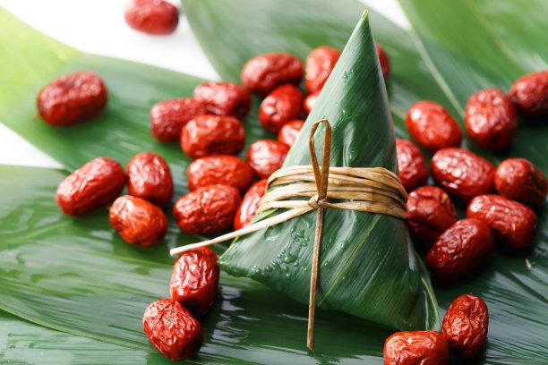传统米甜点心