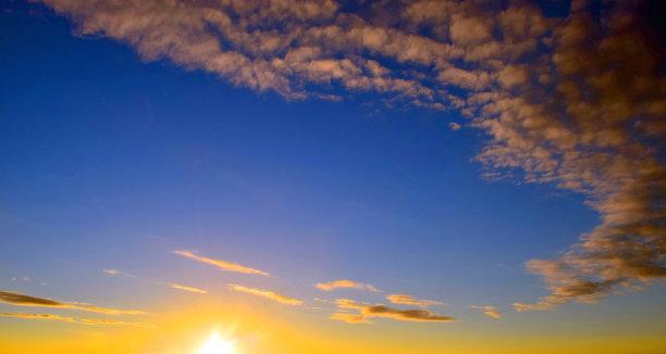光,第一名,天空