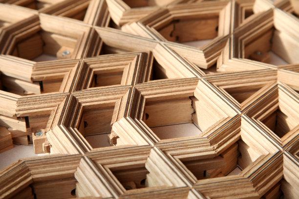 木制木屑木工