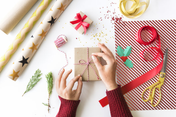 圣诞节礼物制作