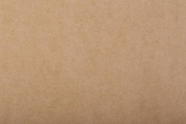 牛皮纸背景褐色