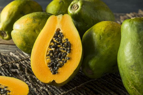 木瓜绿色有机食品