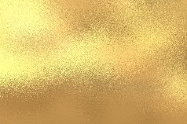 金色铝箔材质背景