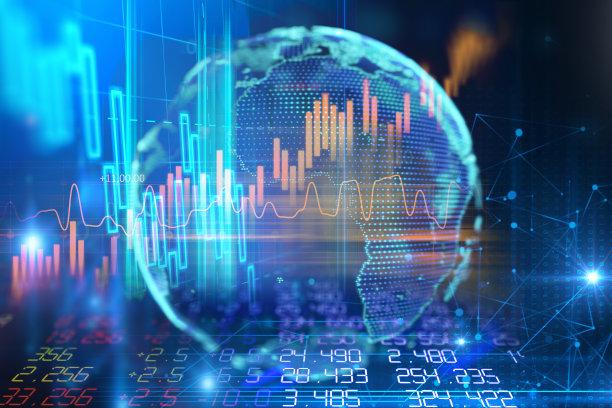 地球形金融图片