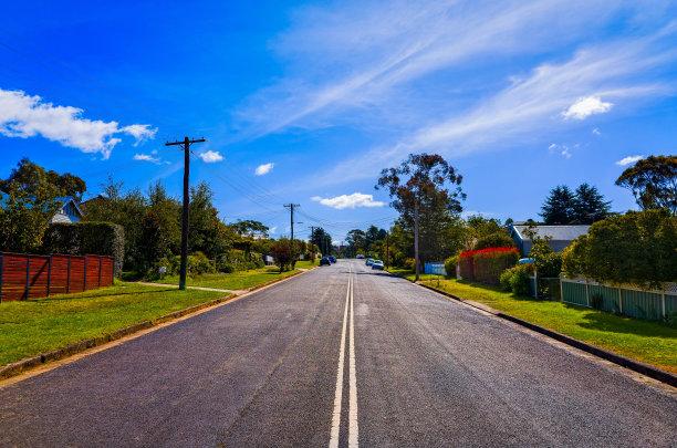 蓝山郊区澳大利亚
