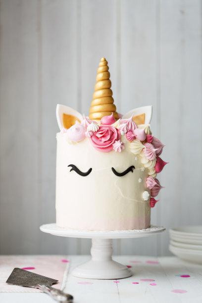 独角兽蛋糕
