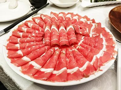 波特派日式火锅菜水平画幅