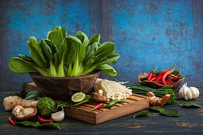 东方食品香菇油菜