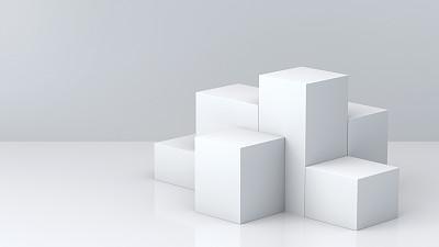 三维图形墙图片