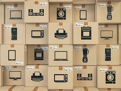 电子行业用具图片