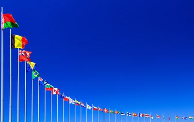 天空蓝色联合国