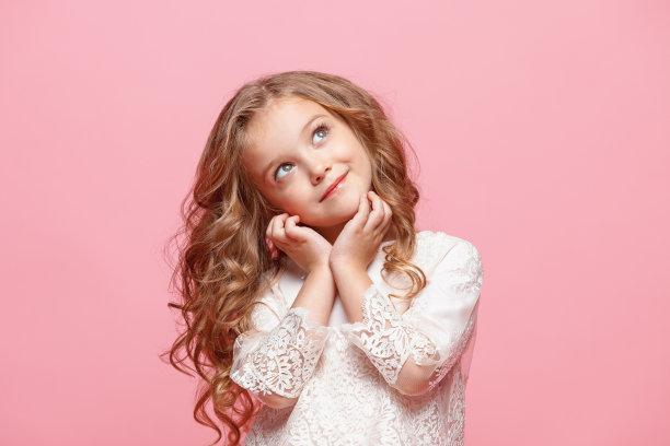 可爱女孩摄影