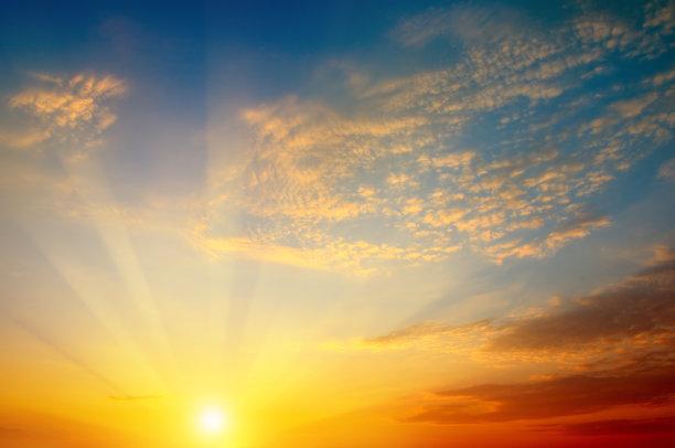 云,自然美,天空