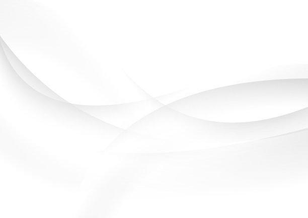 白色矢量抽象