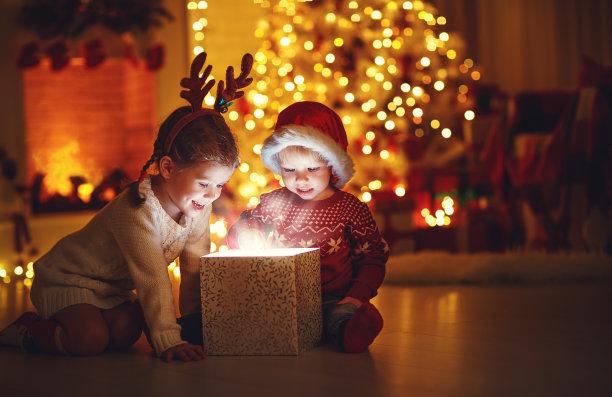 圣诞礼物惊喜