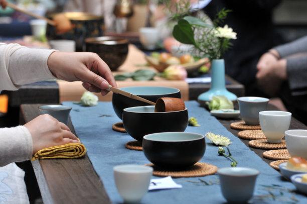 茶道烧水壶长柄勺