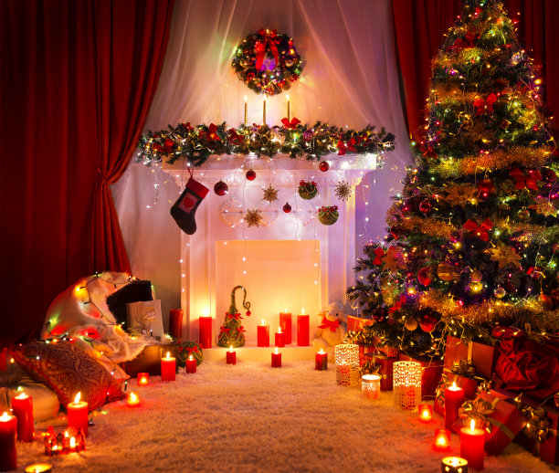 圣诞树装饰