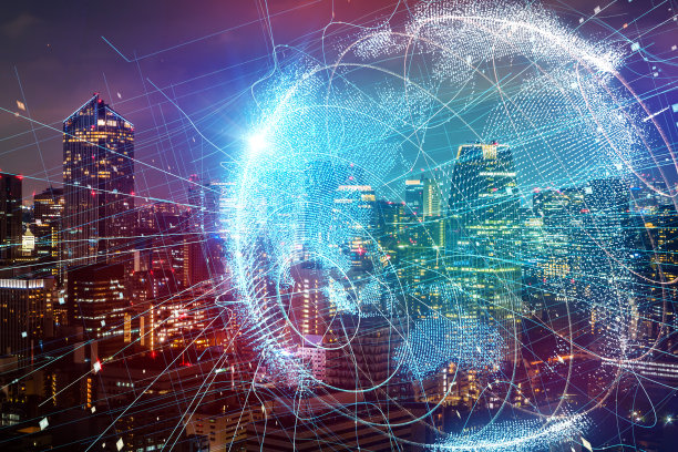 全球通讯概念图片
