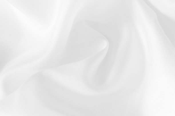 丝绸质感纺织品