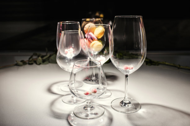 葡萄酒正餐宴会图片