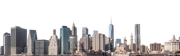 下曼哈顿区纽约阿姆斯特丹世贸中心