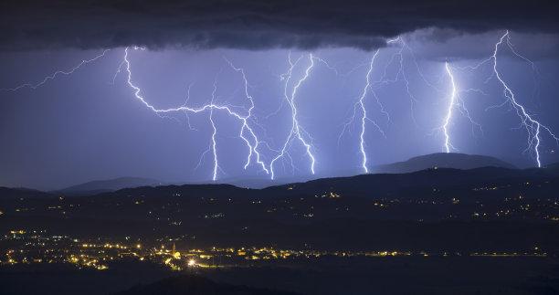 能源水暴风雨