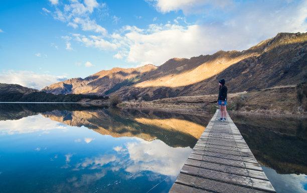 新西兰南岛,新西兰,旅行
