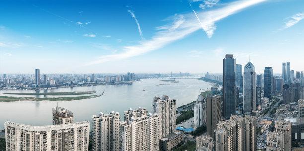 现代都市风景