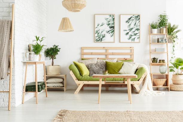 沙发起居室花纹