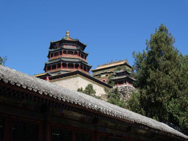 清朝北京中国