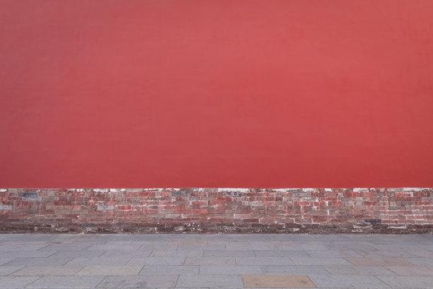 大气故宫城墙摄影