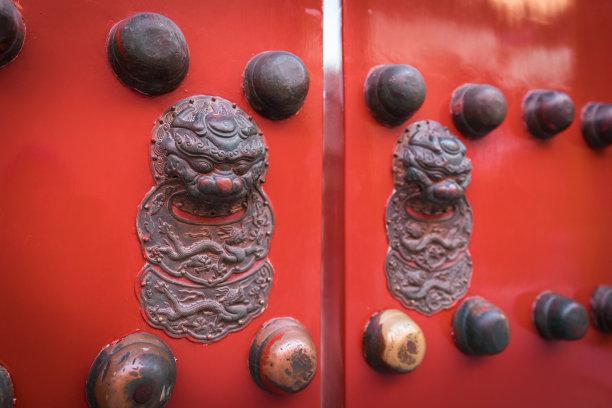 故宫北京门