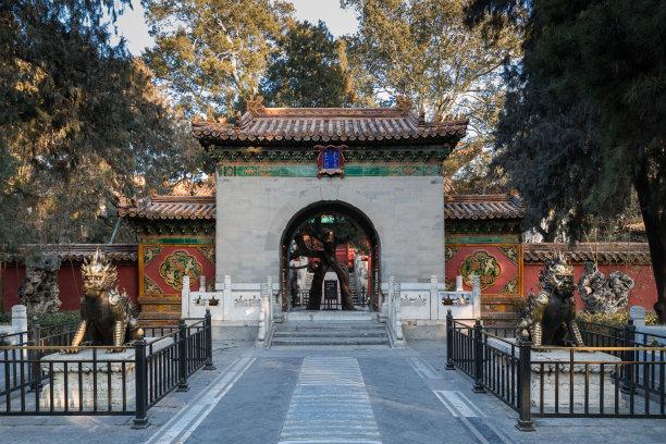 大门故宫北京