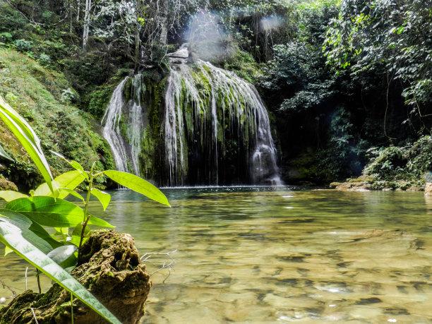 瀑布里约热内卢密西西比州