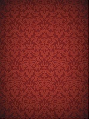 四方连续纹样丝绸纹理