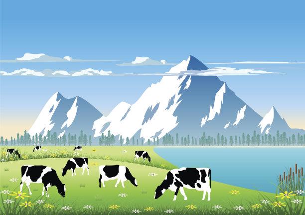 牧场山大农场