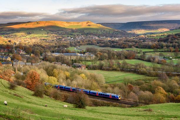 英格兰火车大曼彻斯特