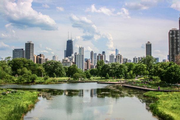 芝加哥市城市
