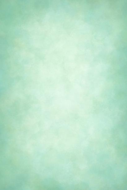 粉绿色柔和背景