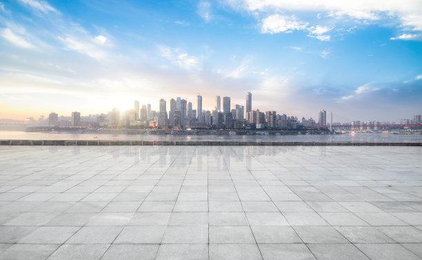 现代城市高楼建筑