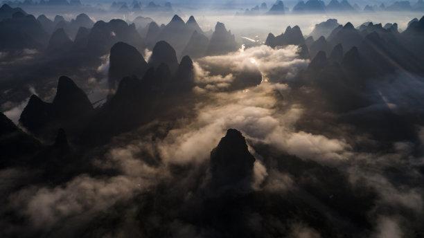 丽江雾山顶